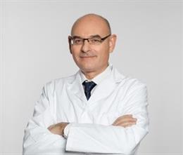 El docor José MaríaSerratosa, responsable de la Unidad de Epilepsia del Hospital Universitario Fundación Jiménez Díaz
