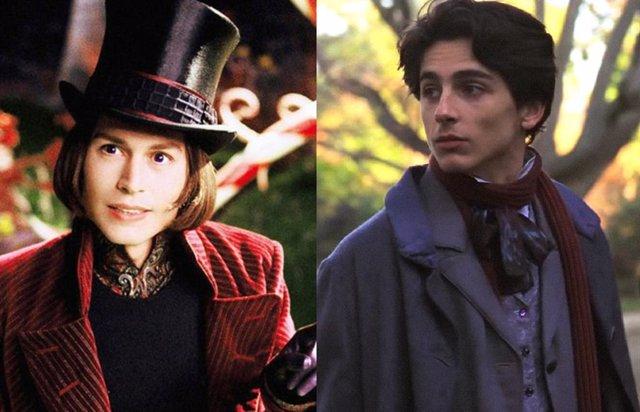 Timothée Chalamet será el joven Willy Wonka en la precuela de 'Charlie y la fábrica de chocolate'