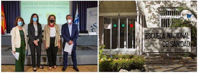 La Escuela Nacional de Sanidad crea una Unidad sobre Cambio Climático, Salud y Medio Ambiente Urbano