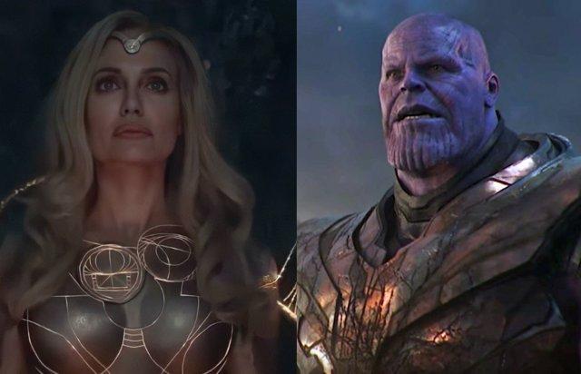 ¿Por Qué Eternals No Actuaron Cuando Thanos Atacó En Infinity War Y Endgame?