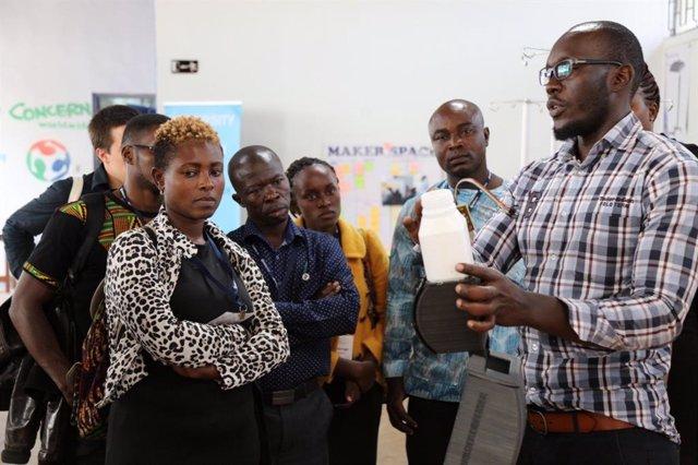 Proyecto 'Maker Innovation' en Kenia