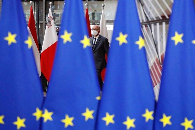 El president del Consell Europeu, Charles Michel.