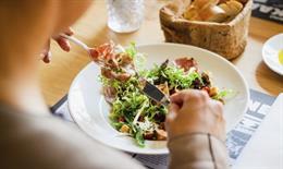 Archivo - Comida sana, dieta mediterránea