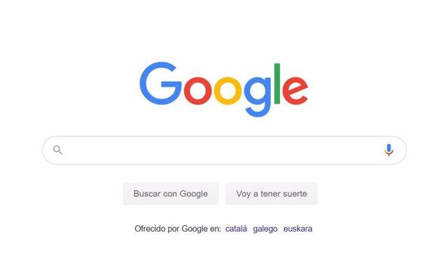 Archivo - buscador de Google