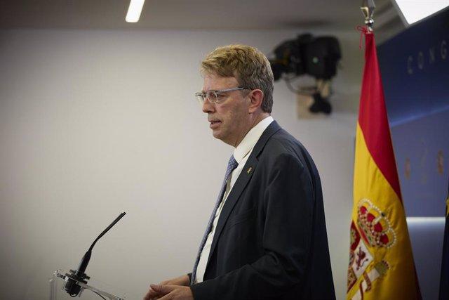 El portaveu del PDeCAT al Congrés, Ferran Bel.