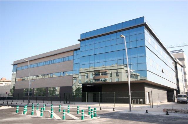 Archivo - Fachada del IBIS (Instituto de Biomedicina de Sevilla)