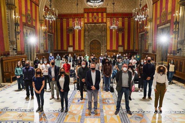 El Repte Barcelona Dades Obertes reconeix tres treballs sobre l'impacte de la covid-19.