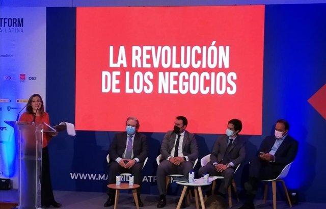 Archivo - Ceaje y Martín Molina impulsan el Observatorio Iberoamericano de Emprendimiento, Reemprendimiento y Reciclaje