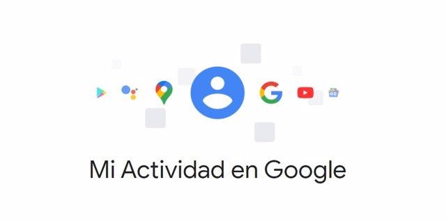 Mi Actividad de la Cuenta de Google