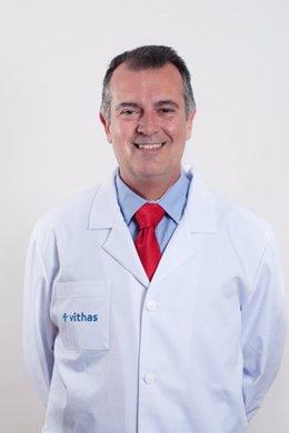 Archivo - Dr. Cortés, cardiólogo de Vithas Medimar