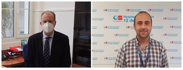 ?Adolfo Muñoz-Carrero, Jefe De Telemedicina En La Unidad De Investigación En Salud Digital (Uites) Del ISCIII, Y Miguel Pedrera-Jiménez, Del Hospital 12 De Octubre De Madrid, Los Dos Principales Autores De La Investigación.