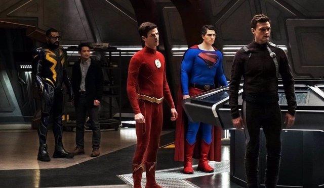 La temporada 8 de The Flash arrancará con un gran crossover de cinco capítulos