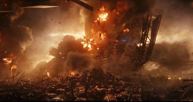 Chris Pratt viaja al futuro para matar aliens en el desolador tráiler de La guerra del mañana de Amazon