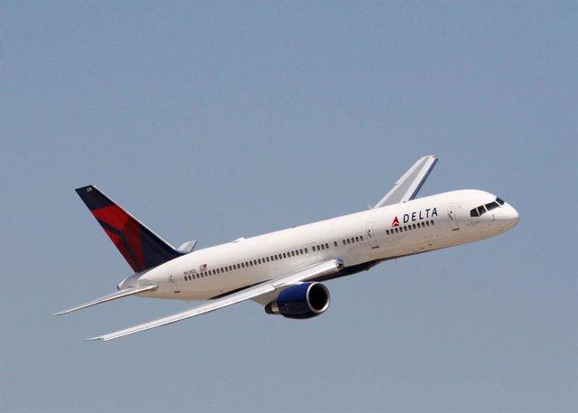 Archivo - Delta Airlines
