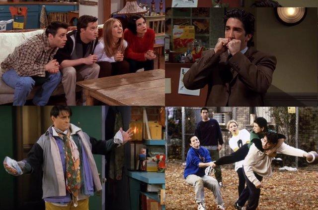 Archivo - Friends: 10 episodios emblemáticos que debes ver antes de la Reunión