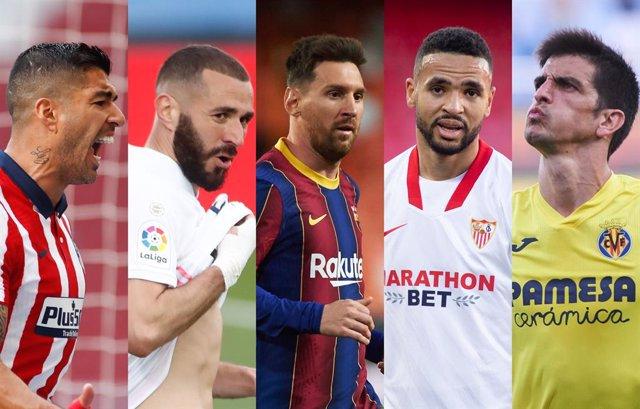 Cinco equipos españoles jugarán la Champions la próxima temporada