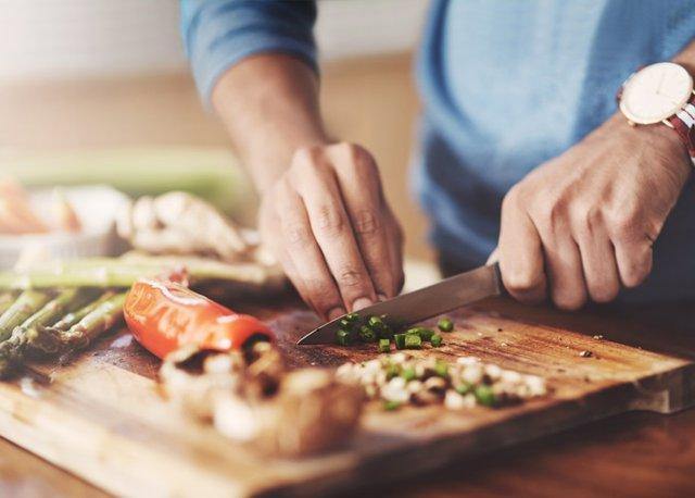 Archivo - Comida, cocina, cocinar.