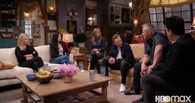 ¿Cuánto Han Cobrado Los Actores De Friends Por Su Reunión En HBO?