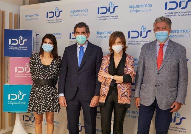 Presentación de 'Sanidad en España: encuesta de percepción'
