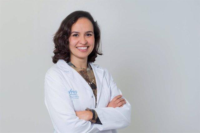 Archivo - La investigadora principal del Grupo de Inmunoterapia e Inmunología del Vall d'Hebron Institut d'Oncologia, Alena Gros.
