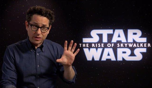 Archivo - J.J. Abrams, director de Star Wars: El ascenso de Skywalker