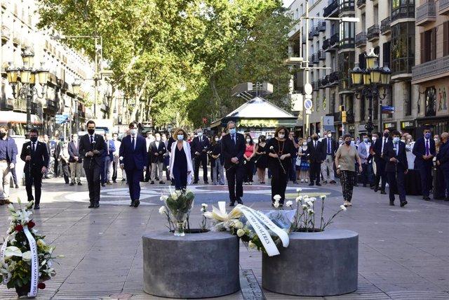 Archivo - Arxiu - Rambla de Barcelona.