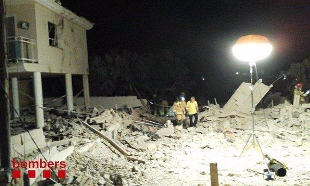 Archivo - Explosión de Alcanar (Tarragona)