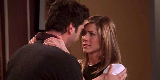 Friends: Jennifer Aniston (Rachel) y David Schwimmer (Ross) revelan que estaban enamorados las primeras temporadas