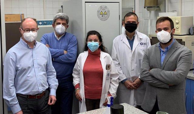 Investigadores de UMA participan en un estudio que identifica nueve proteínas que podrían intervenir en la resistencia a fármaco antitumoral
