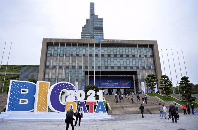 International big data expo opens in southwest China.