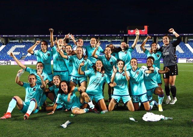 El Levante, a la final de la Copa de la Reina