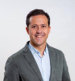 Archivo - El candidato a presidir el PP de Toledo,  Carlos Velázquez.