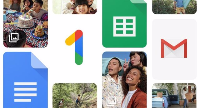 Archivo - Google One