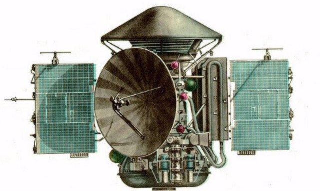 Sonda Mars 3 de la Unión Soviética