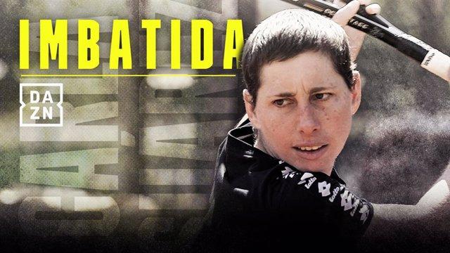 DAZN estrena 'Imbatida', un documental sobre la trayectoria de Carla Suárez antes de su vuelta en Roland Garros