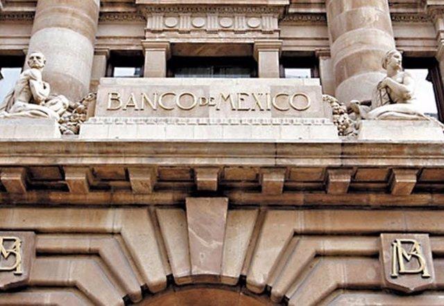 Archivo - El Banco Central de México recorta la previsión de crecimiento para México en 2019