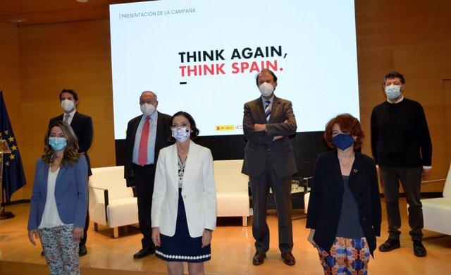 ICEX, Foro de Marcas y Cámara de España lanzan una campaña internacional para promocionar las empresas españolas.