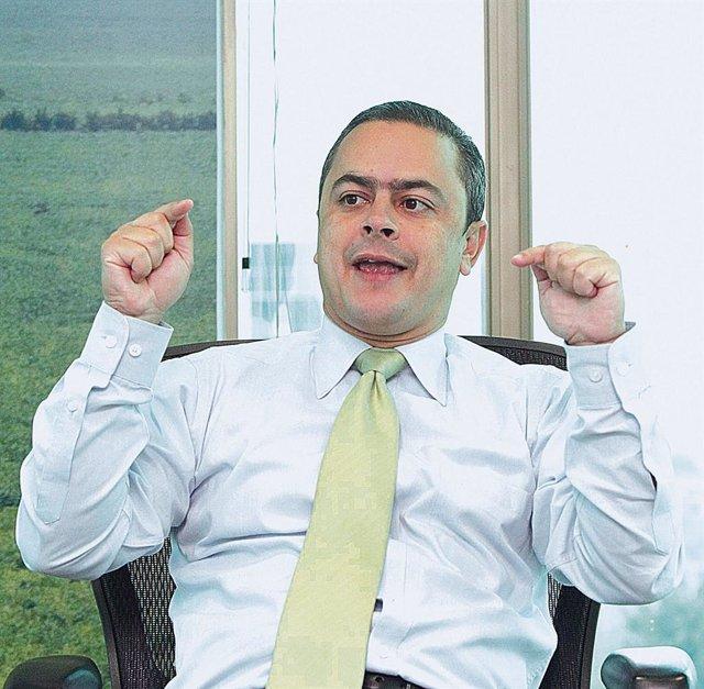 El Alto Comisionado para la Paz del Gobierno de Colombia, Juan Camilo Restrepo Gómez.