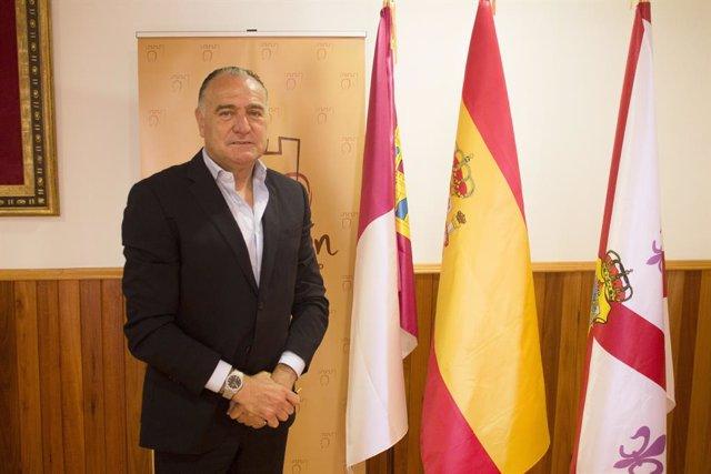 El alcalde de Tarancón, José López Carrizo