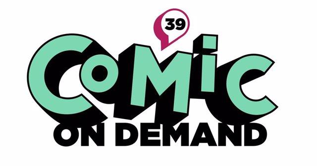 Logo del 39 Comic Barcelona