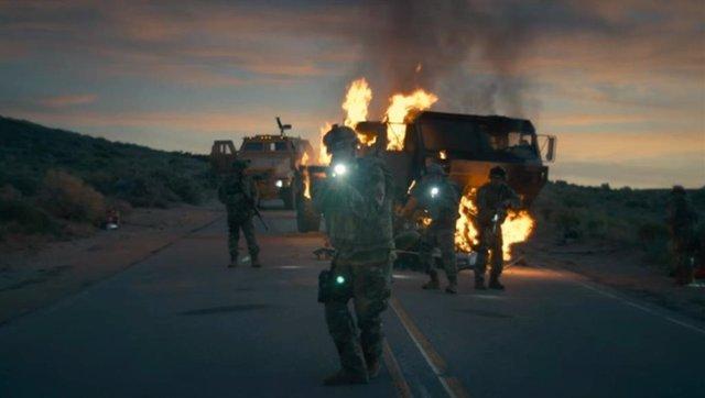 Los aliens escondidos en Army of the Dead de Zack Snyder