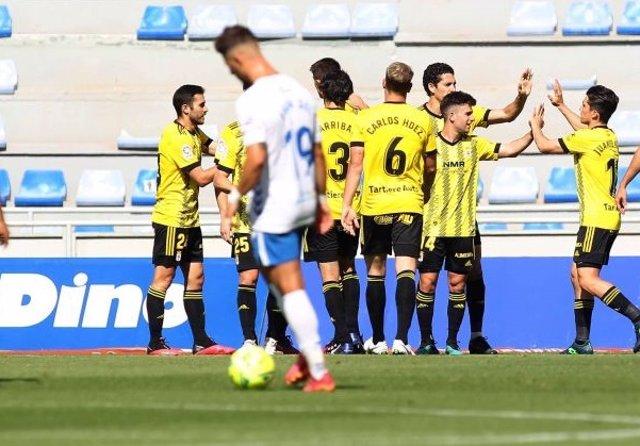 Oviedo y Tenerife se reparten los puntos en la última jornada de la Liga SmartBank