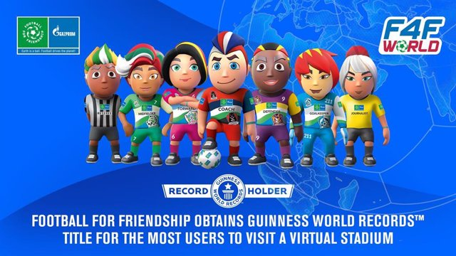 F4F Obtains New GUINNESS WORLD RECORDS Title