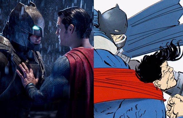 Zack Snyder quiere rodar El regreso del Caballero Oscuro... Sin Ben Affleck ni Henry Cavill