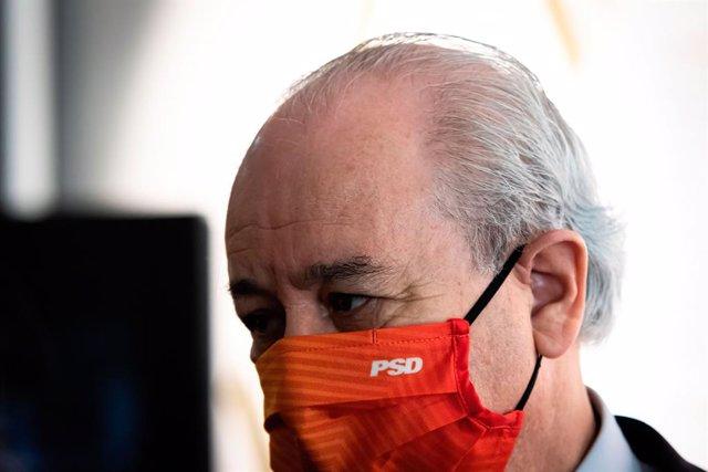 El líder del Partido Social Demócrata de Portugal (PSD), Rui Rio