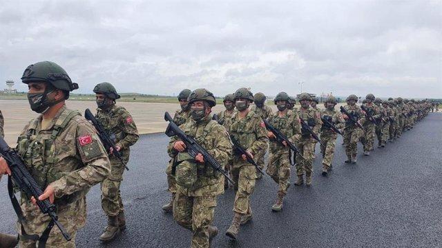 Militares de Turquía