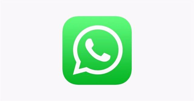 Logo de Whatsapp en la App Store