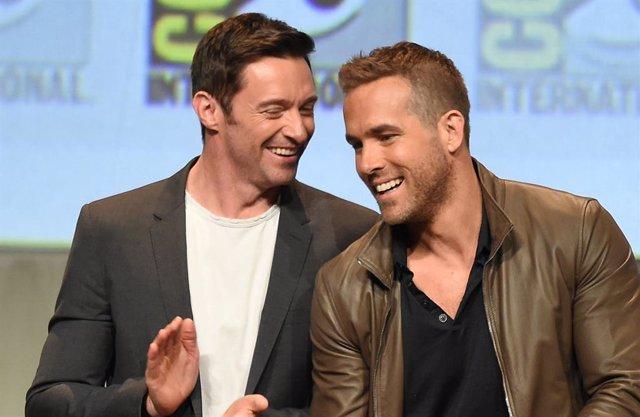 Archivo - El sentido mensaje Hugh Jackman a Ryan Reynolds tras sincerarse sobre sus problemas mentales