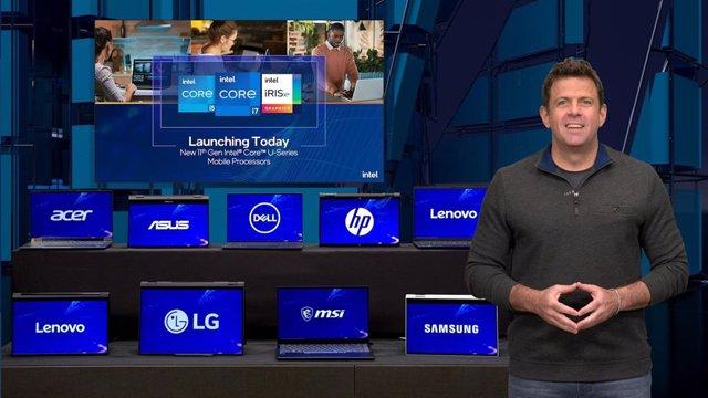 Procesadores Intel Core serie U de 11ª generación