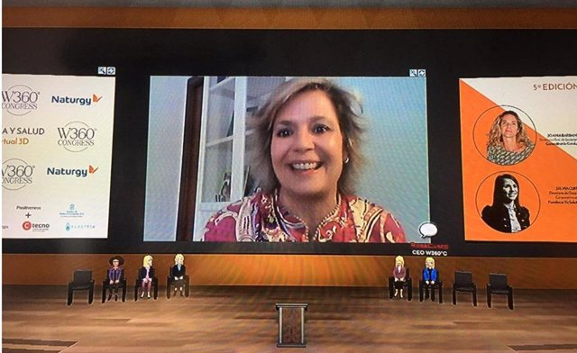 Rosa Cuscó Inaugura la Sesión WomenTech21